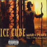 Ice Cube War & Peace Volume 1 [cd Novo]